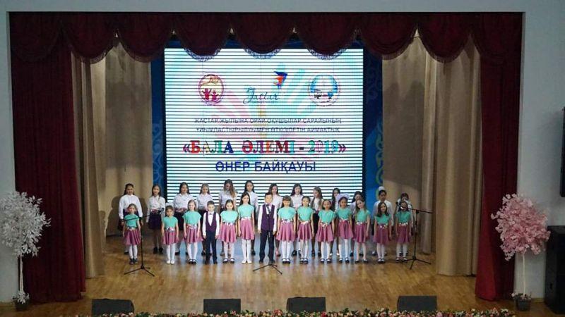 ІІ региональный конкурс детского творчества