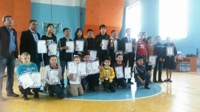 Прошли областные соревнования по шахматам среди школьников