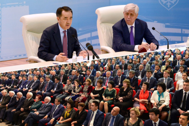Бакытжан Сагинтаев оценил работу объектов социальной инфраструктуры Алматинской области